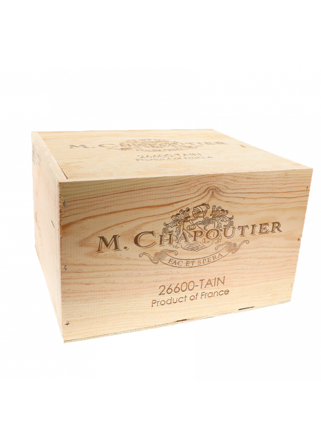 Wine crate 6 bottles