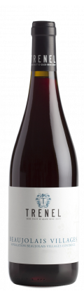 Trenel Beaujolais Villages vin rouge